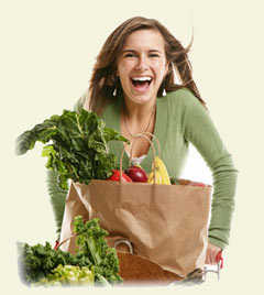 health-woman-vegetables